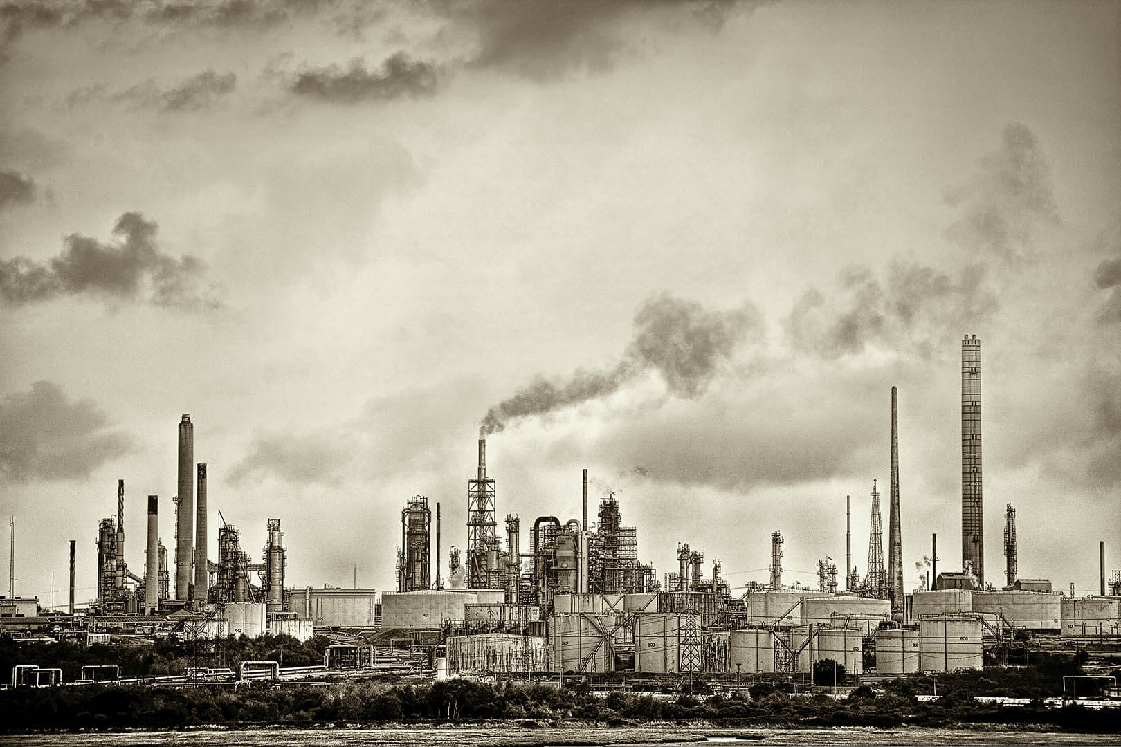Fawley Refinery I