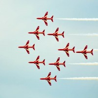 Red Arrows II