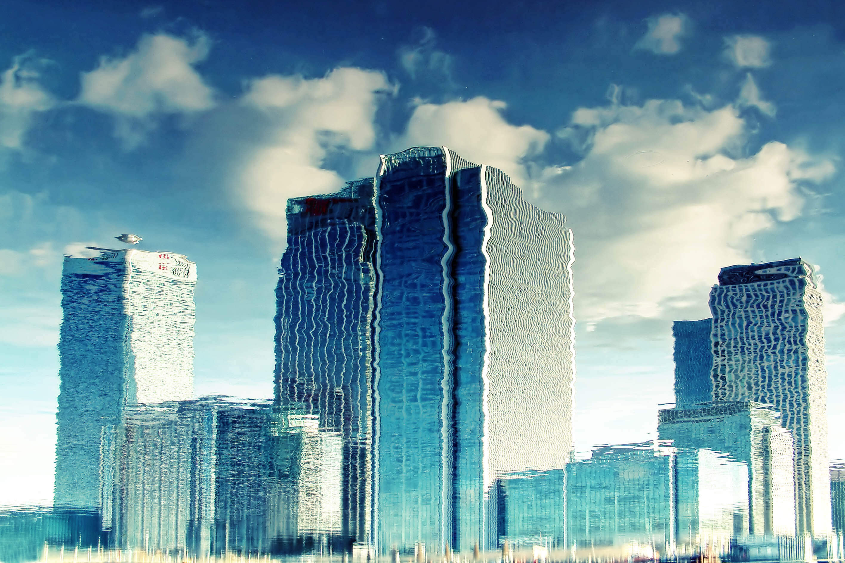 Docklands Reflections 05