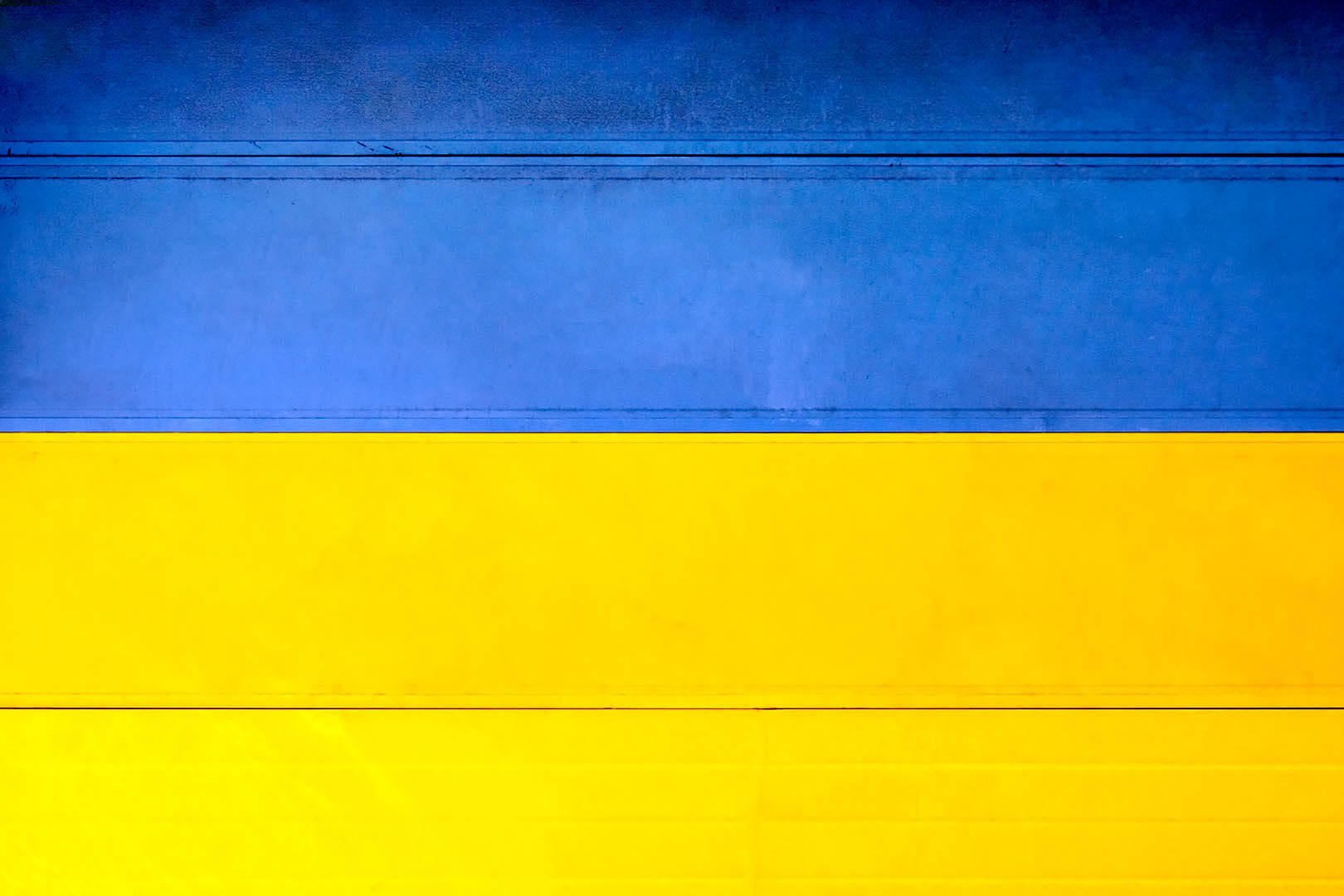 Blue and Yellow II