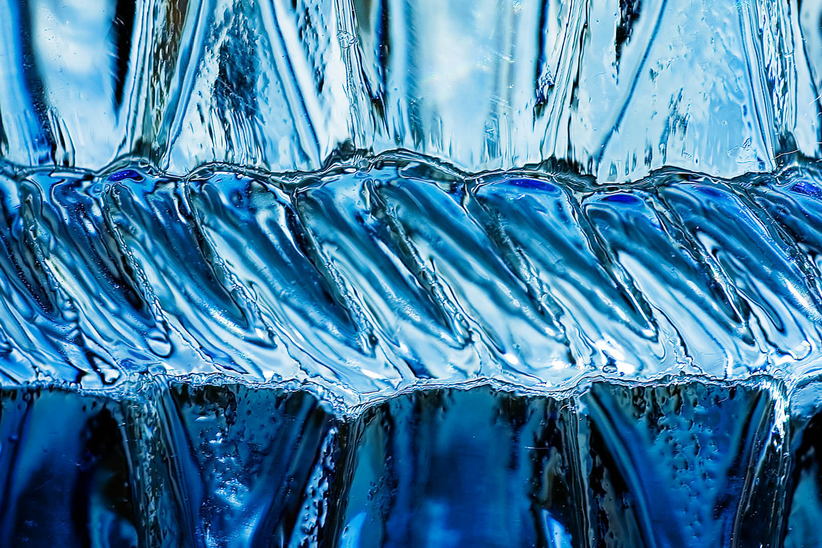 Blue Glass #2