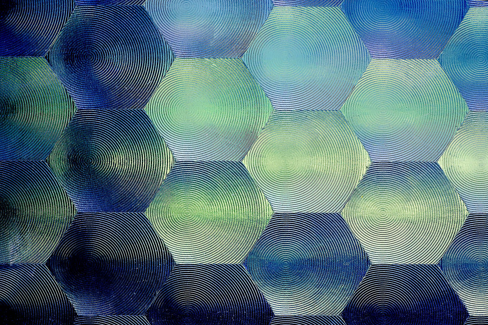Hexagon Tiling