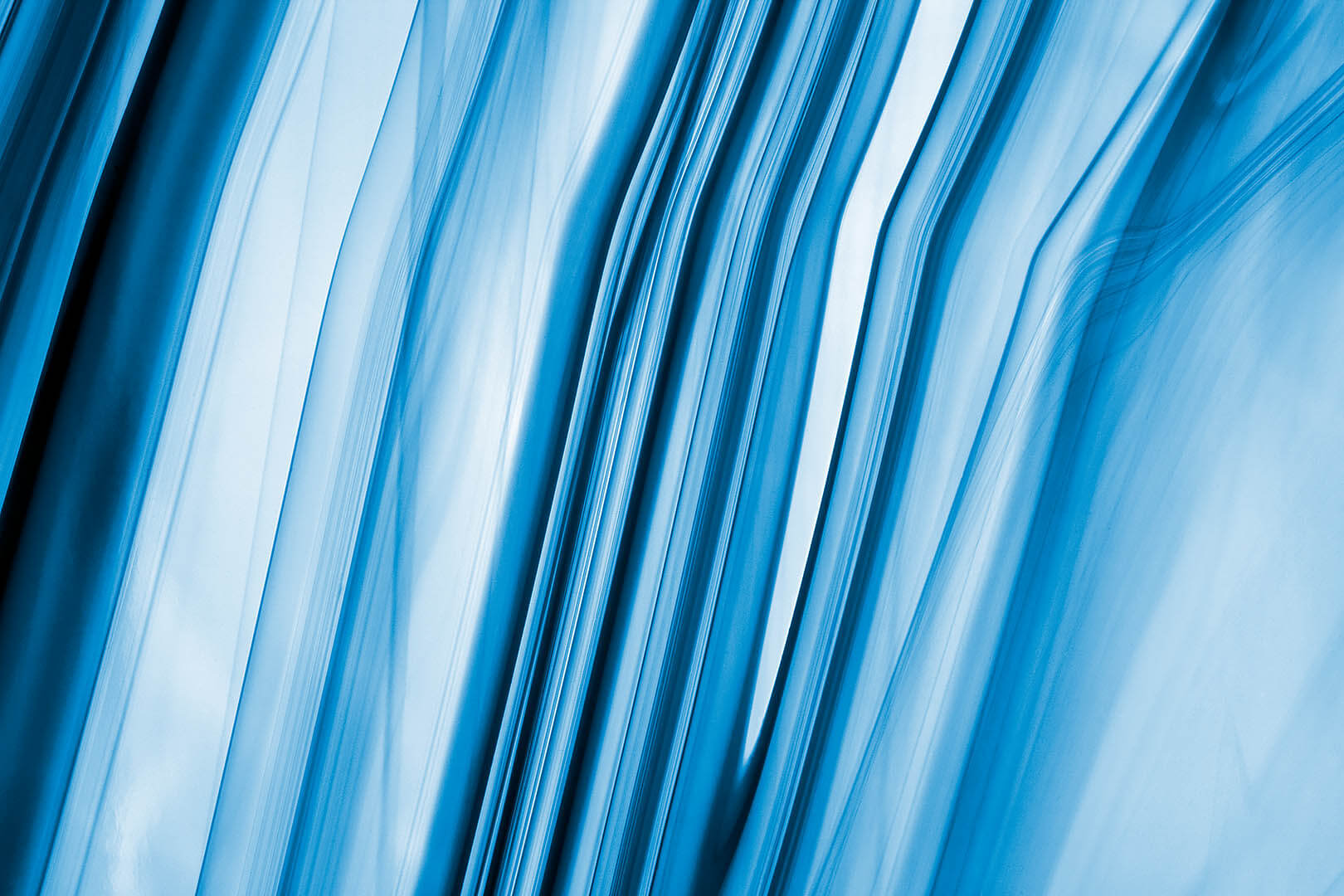 Blue Glass #3