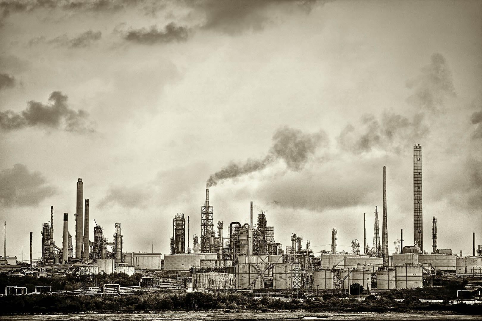 Fawley Refinery I