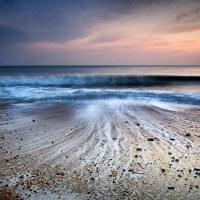 Keyhaven Seascape #1
