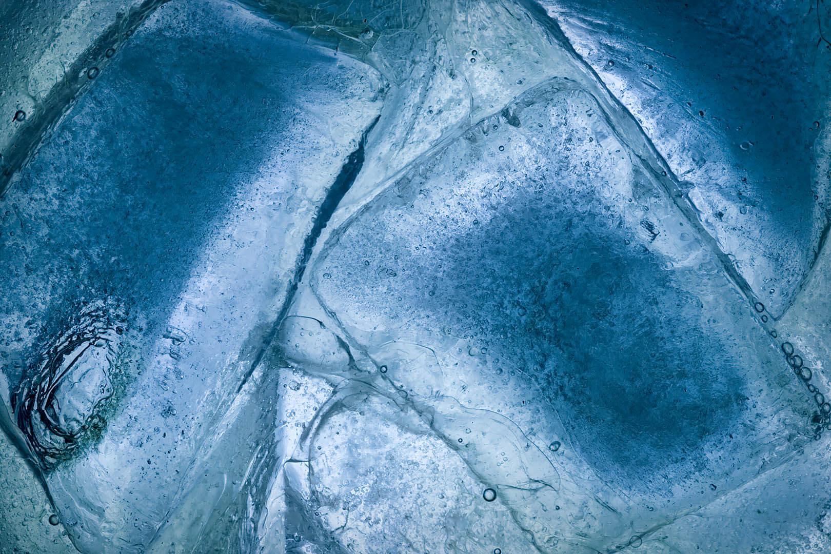 Ice Abstract II