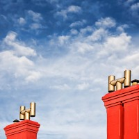 2 Red Chimneys