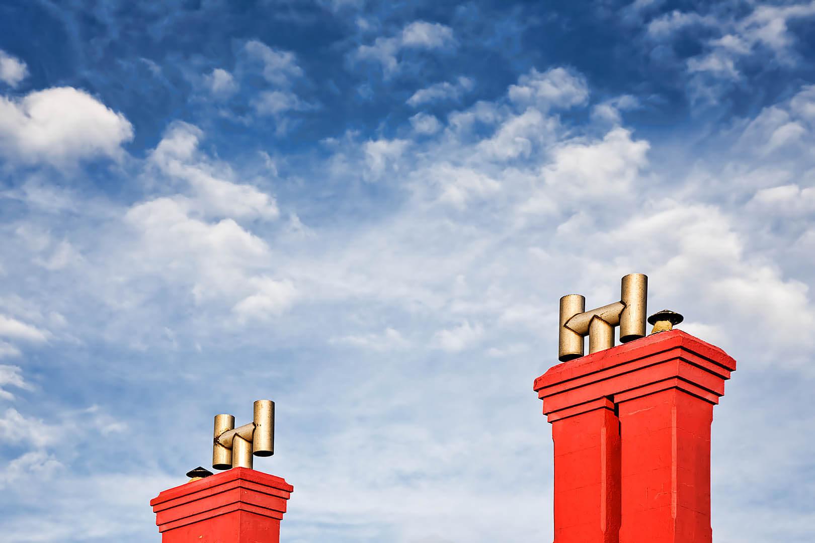 2 Red Chimneys