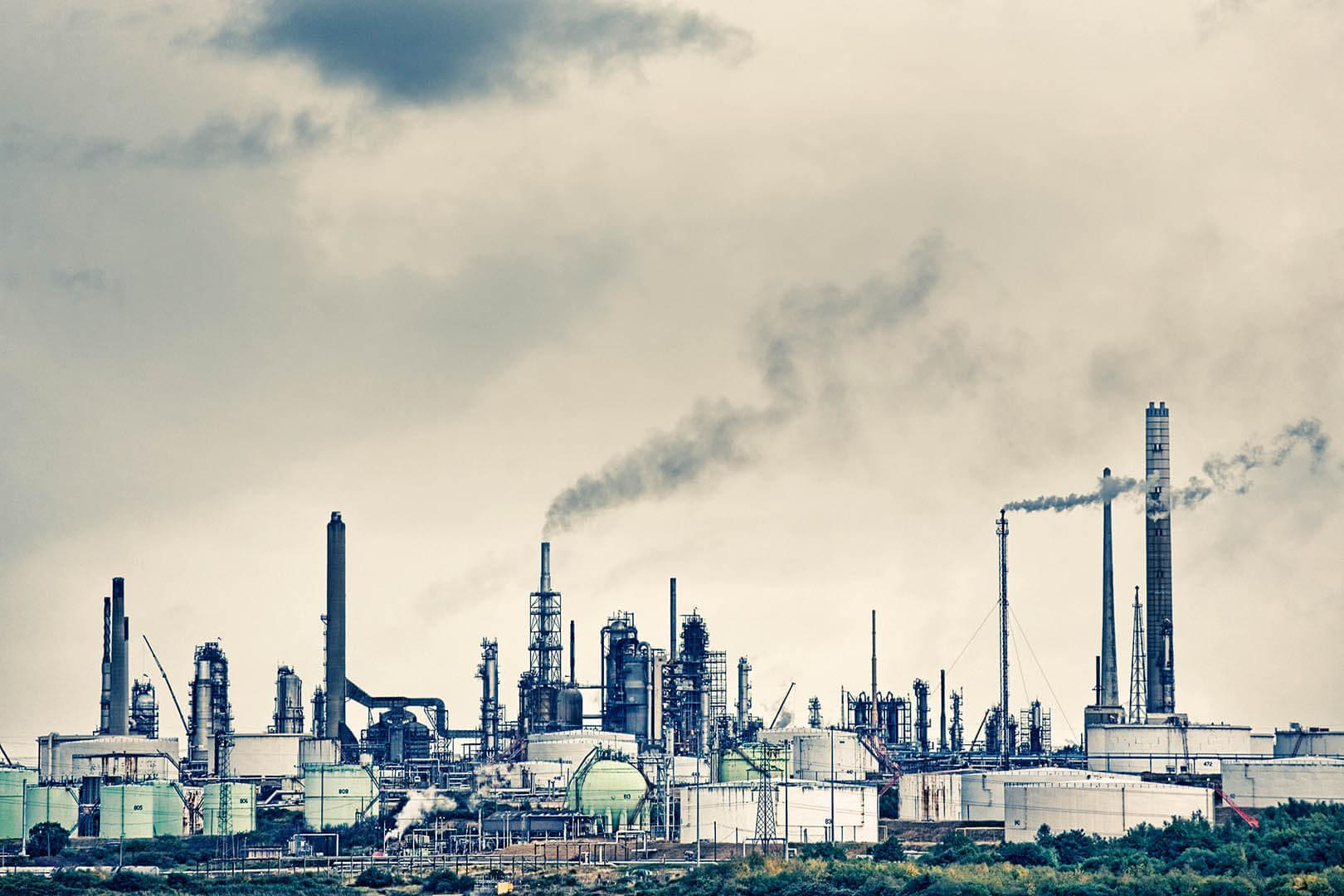 Fawley Refinery II