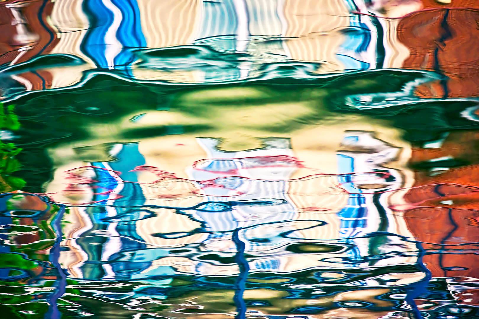 Gunwharf Quays Reflections IV