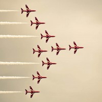 Red Arrows I
