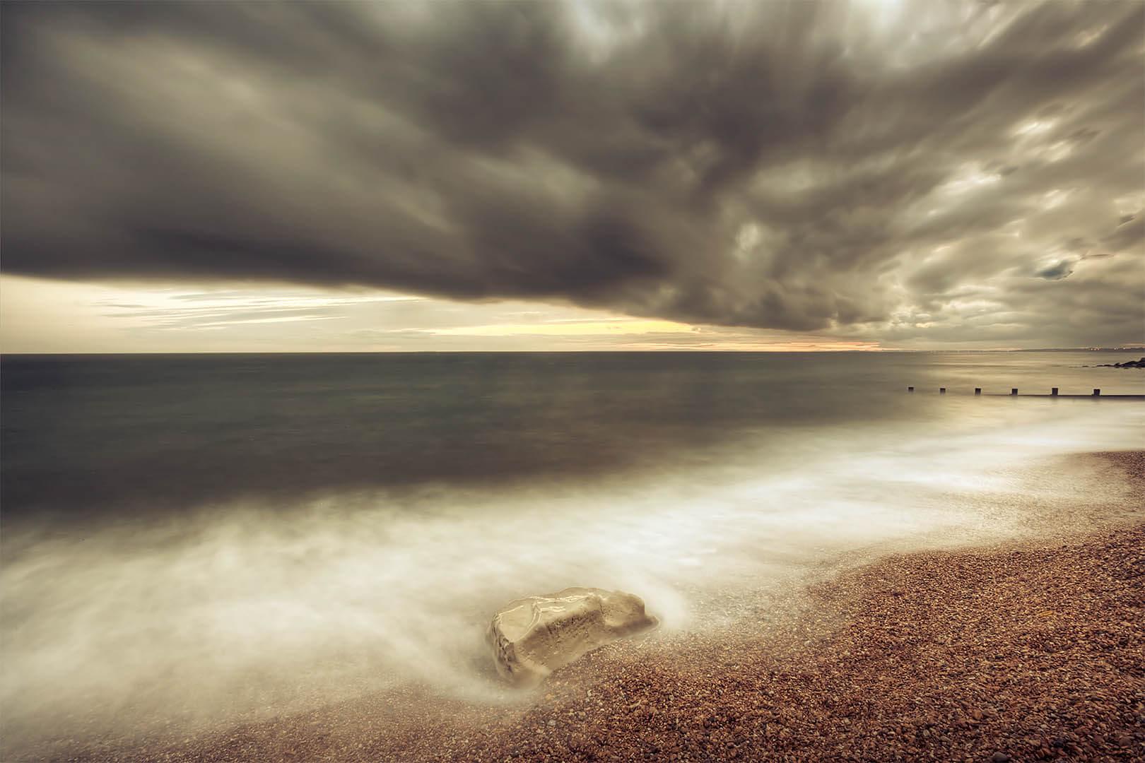 Keyhaven Seascape #6