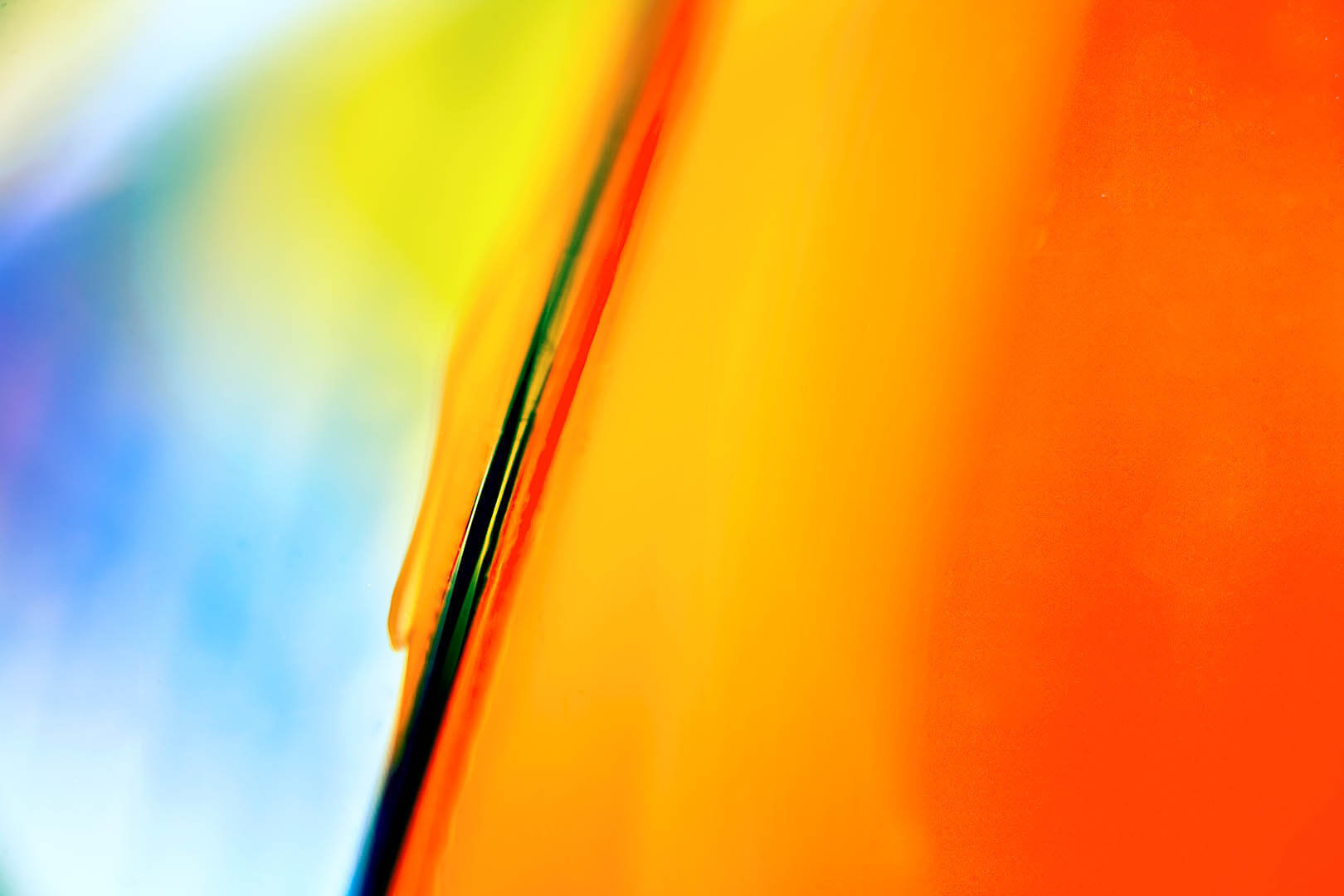 Glass Abstract XIX