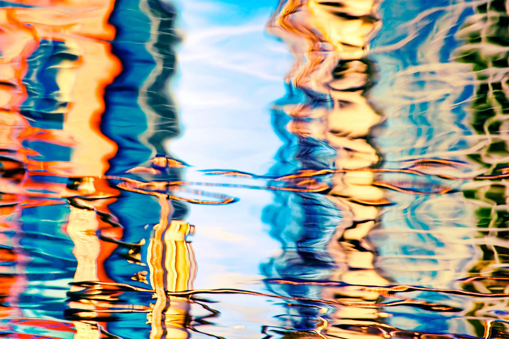 Gunwharf Quays Reflections V