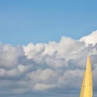 Yellow Sail I