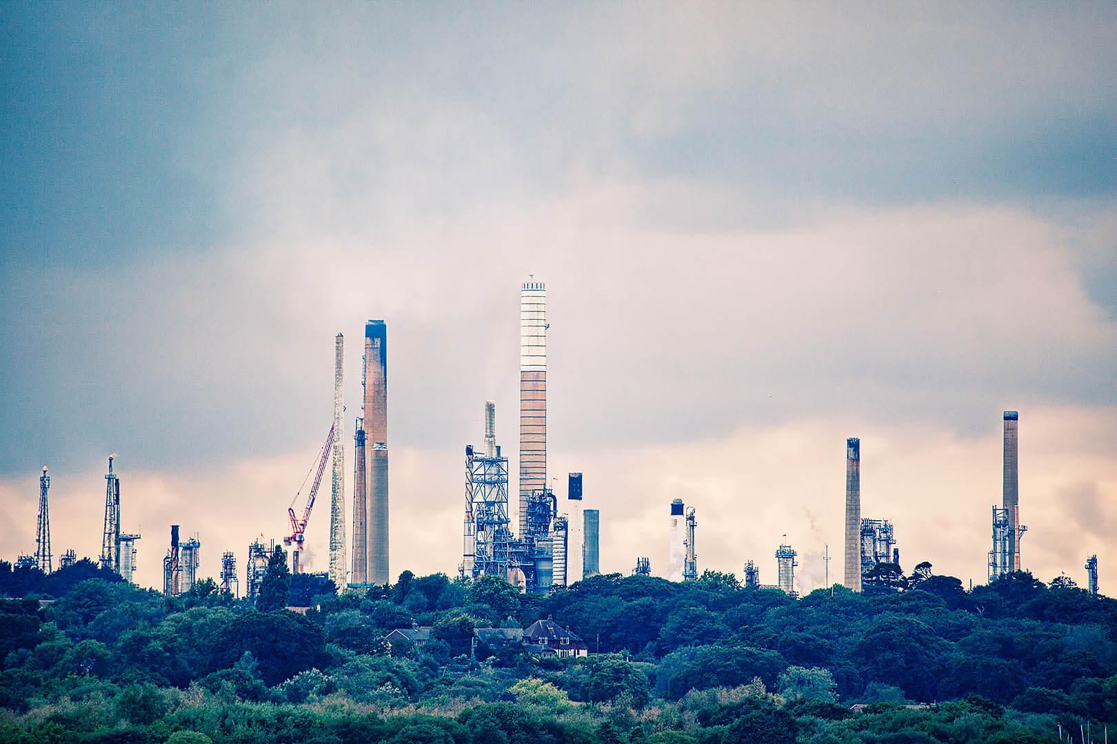 Fawley Refinery III