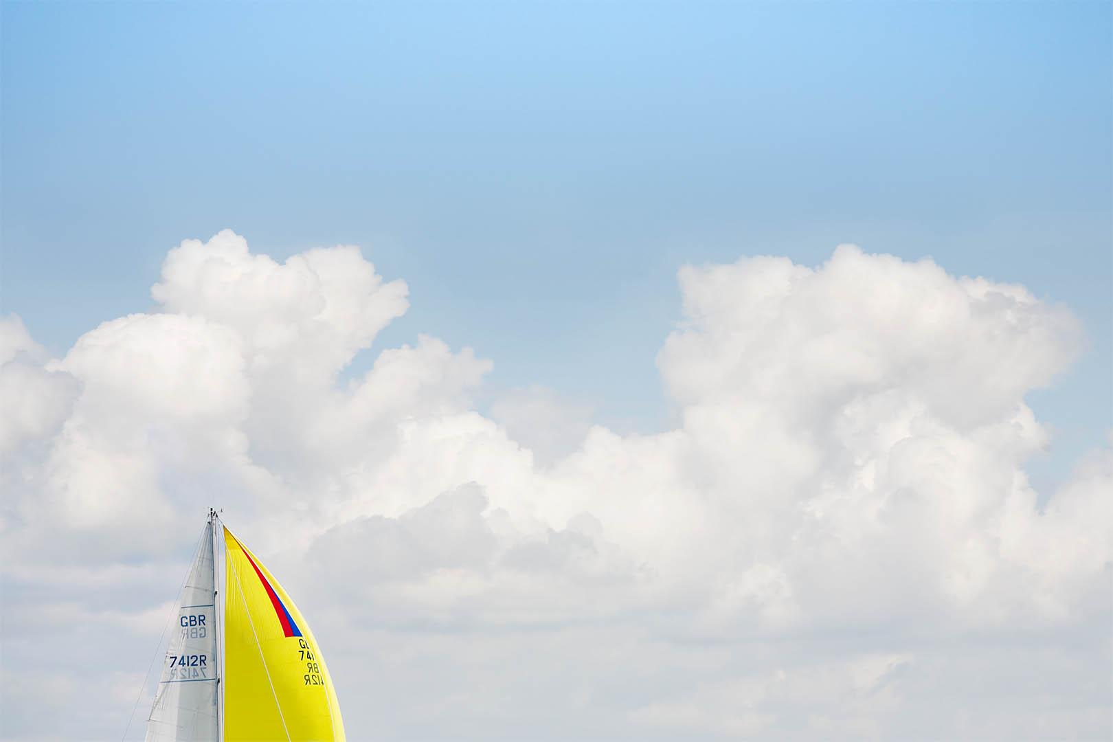 Yellow Sail II
