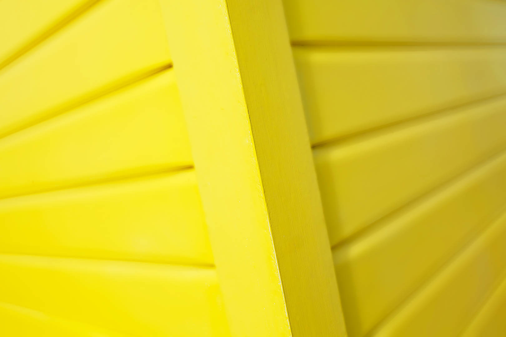 Yellow Beach Hut #2