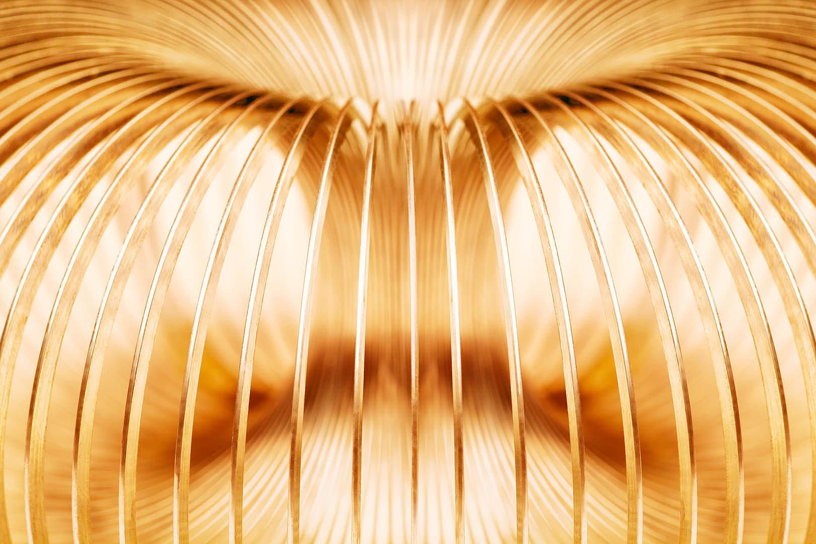 Metal Slinky #4