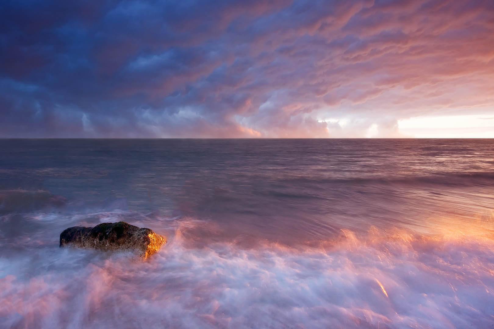 Keyhaven Seascape #8