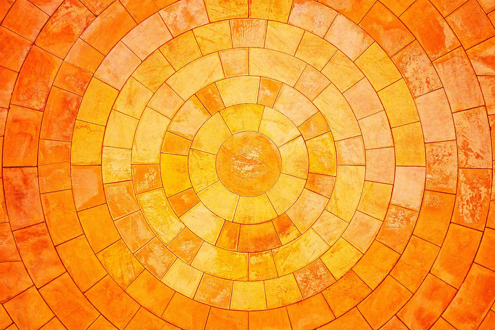 Tiled Circles