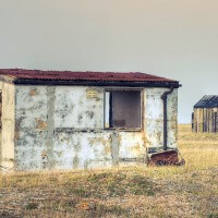 Dungeness Huts