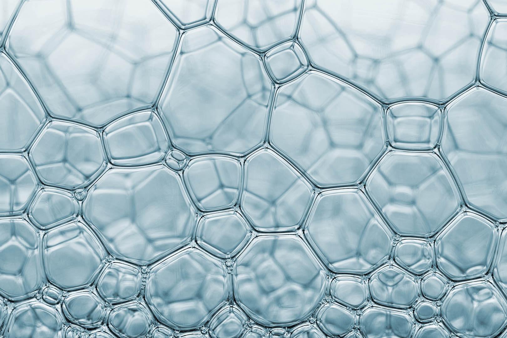Bubbles Macro IX
