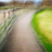 Decking Path